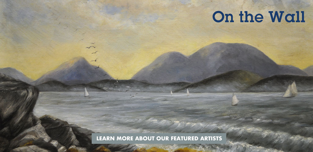 learn more about our featured artists